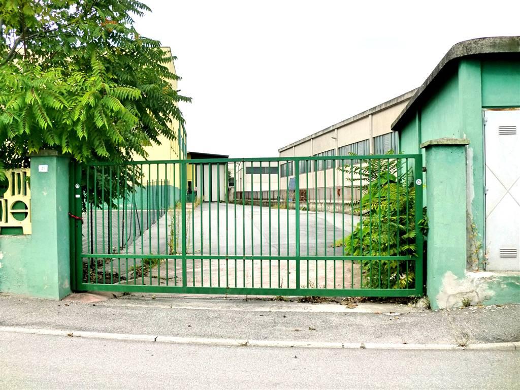 Affitto capannone industriale ponte san marco calcinato for Affitto capannone