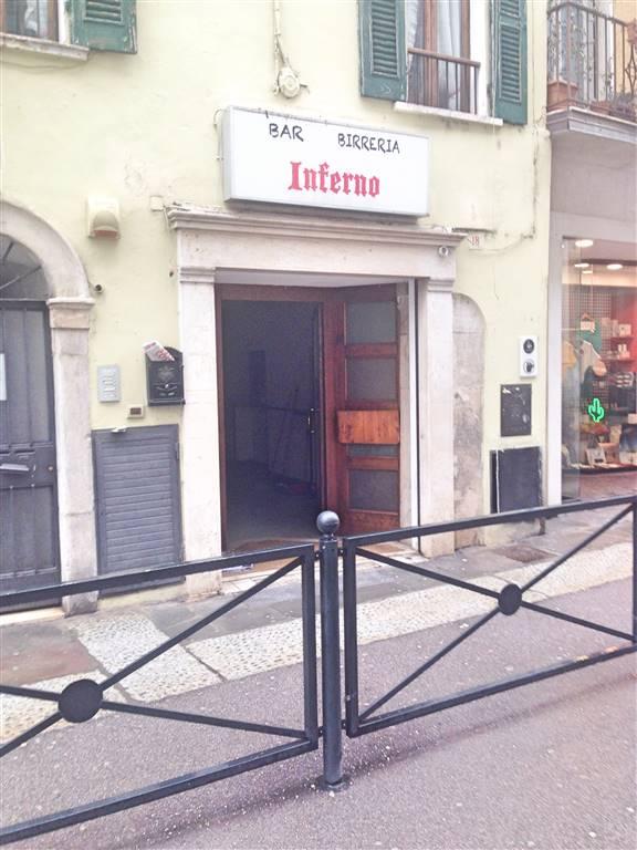 Bar, Centro Storico, Brescia, da ristrutturare