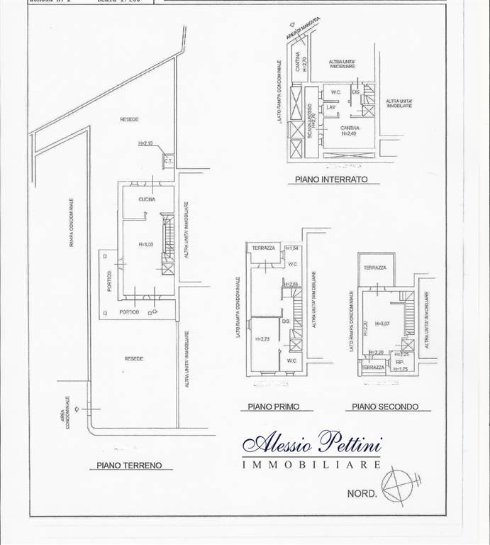 Planimetria - Rif. 3127G