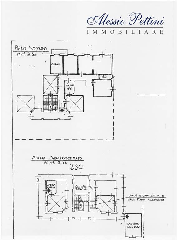Planimetria - Rif. 3130G