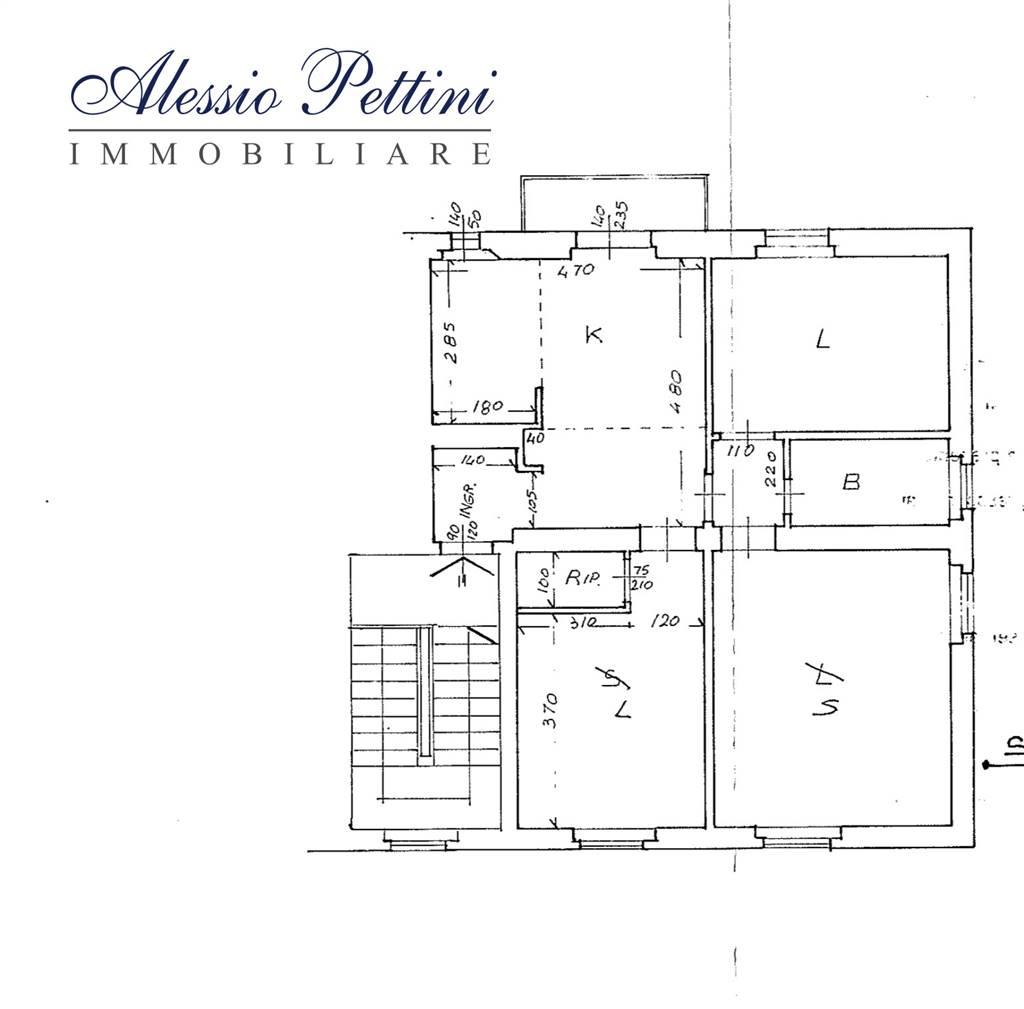 Planimetria - Rif. 3157G