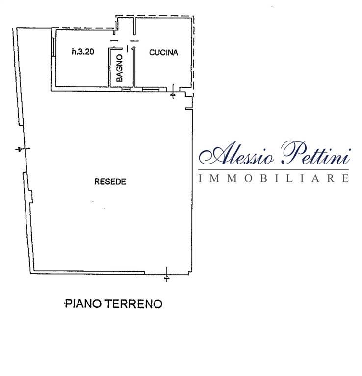 Planimetria - Rif. 3170G