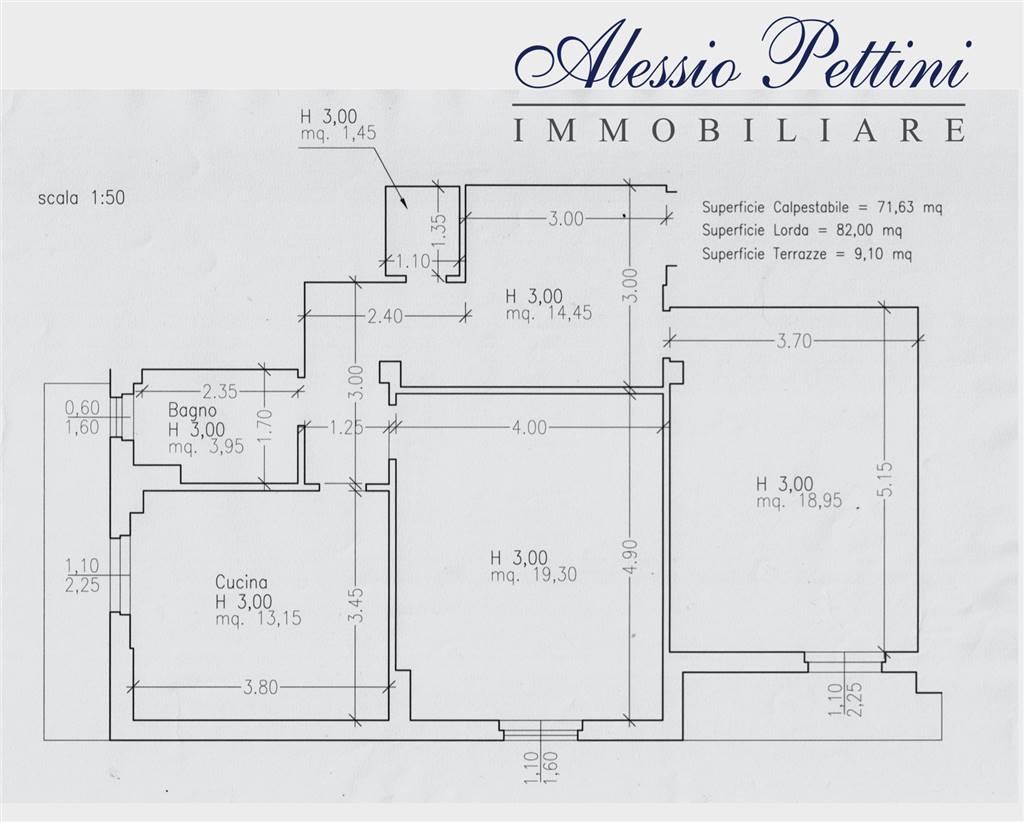 Planimetria - Rif. 3180G