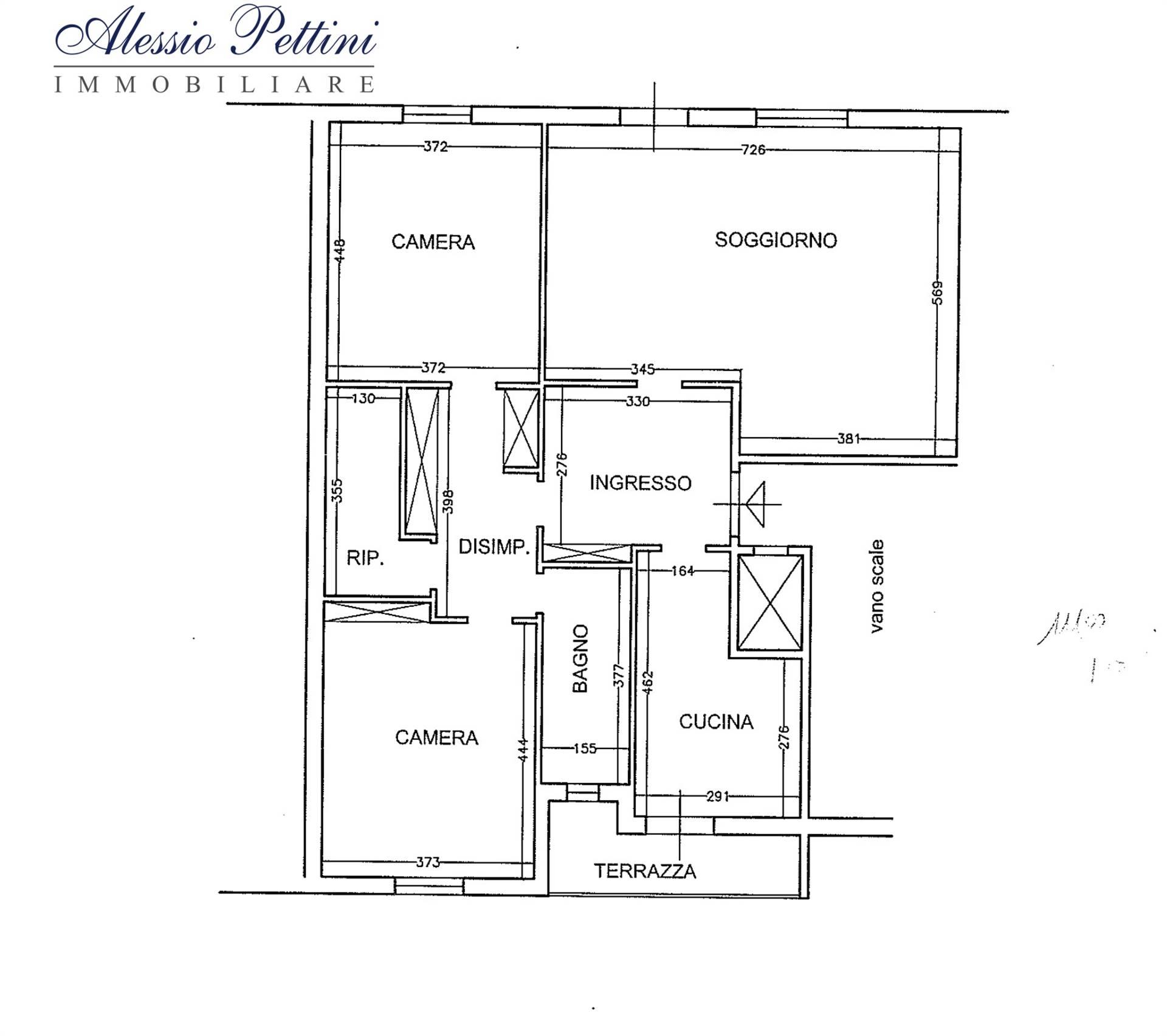 Planimetria - Rif. 3195G