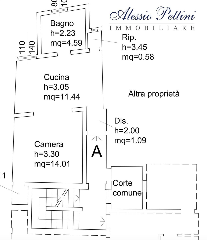 Planimetria - Rif. Au983G