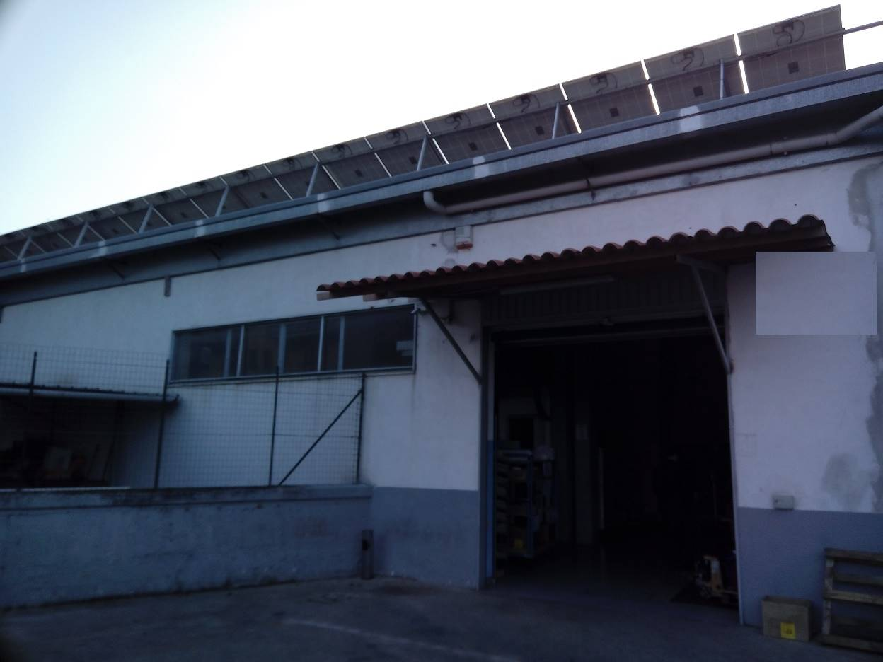 Industrial warehouse in MERCATO SAN SEVERINO