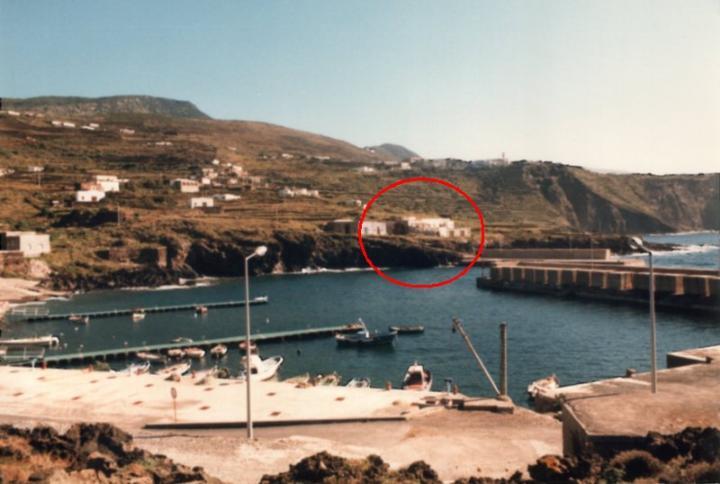 Casa singola, Pantelleria, abitabile
