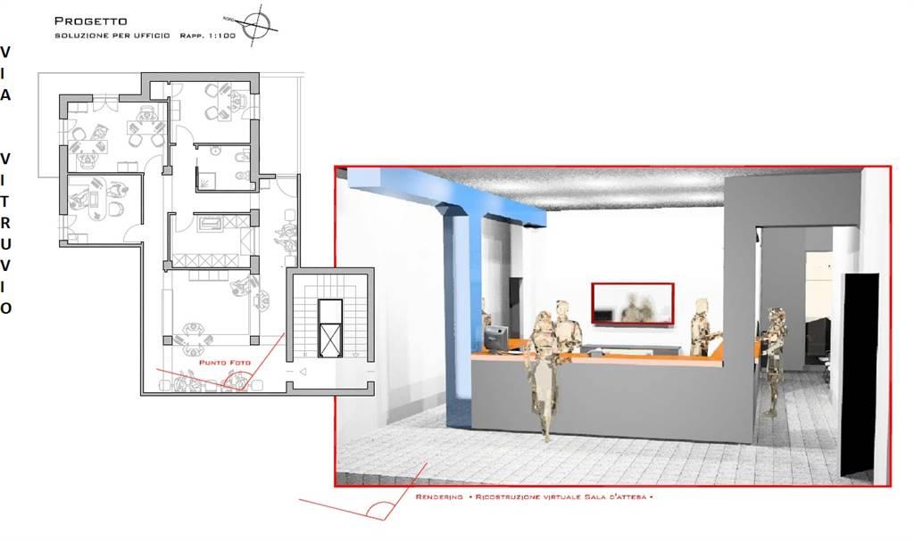 Affitto uffici latina cerco ufficio in affitto latina e for Appartamento affitto aprilia arredato