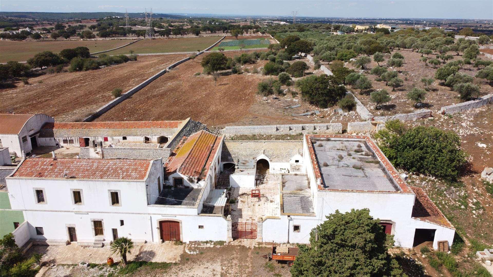 Azienda Agricola in vendita a Putignano, 18 locali, prezzo € 585.000 | CambioCasa.it