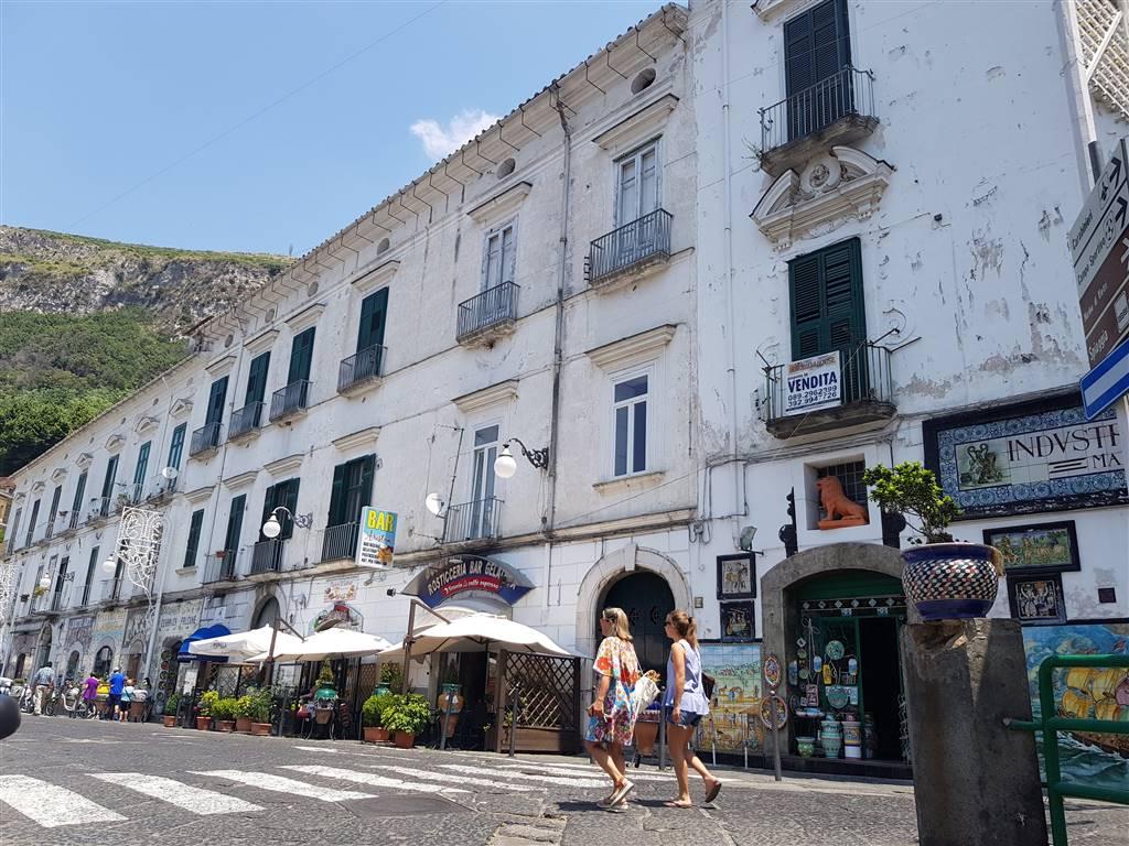 Trilocale in Corso Umberto, Vietri Sul Mare