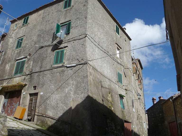Soluzione Indipendente in vendita a Arcidosso, 5 locali, zona Zona: Montelaterone, prezzo € 65.000 | CambioCasa.it