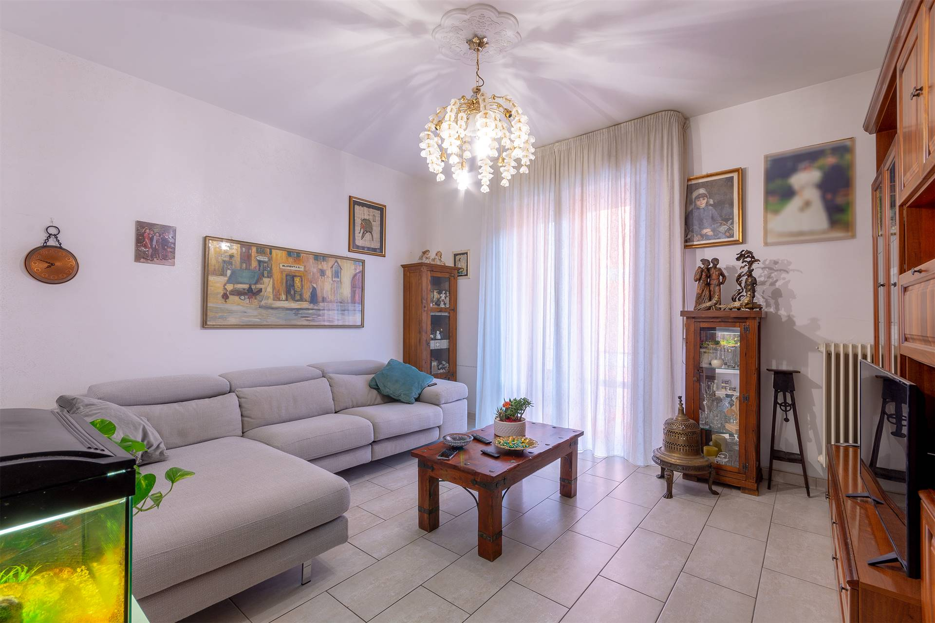 SAN PIERO A PONTI, CAMPI BISENZIO, Apartment for sale of 127 Sq. mt., Good condition, Heating Individual heating system, Energetic class: G, placed