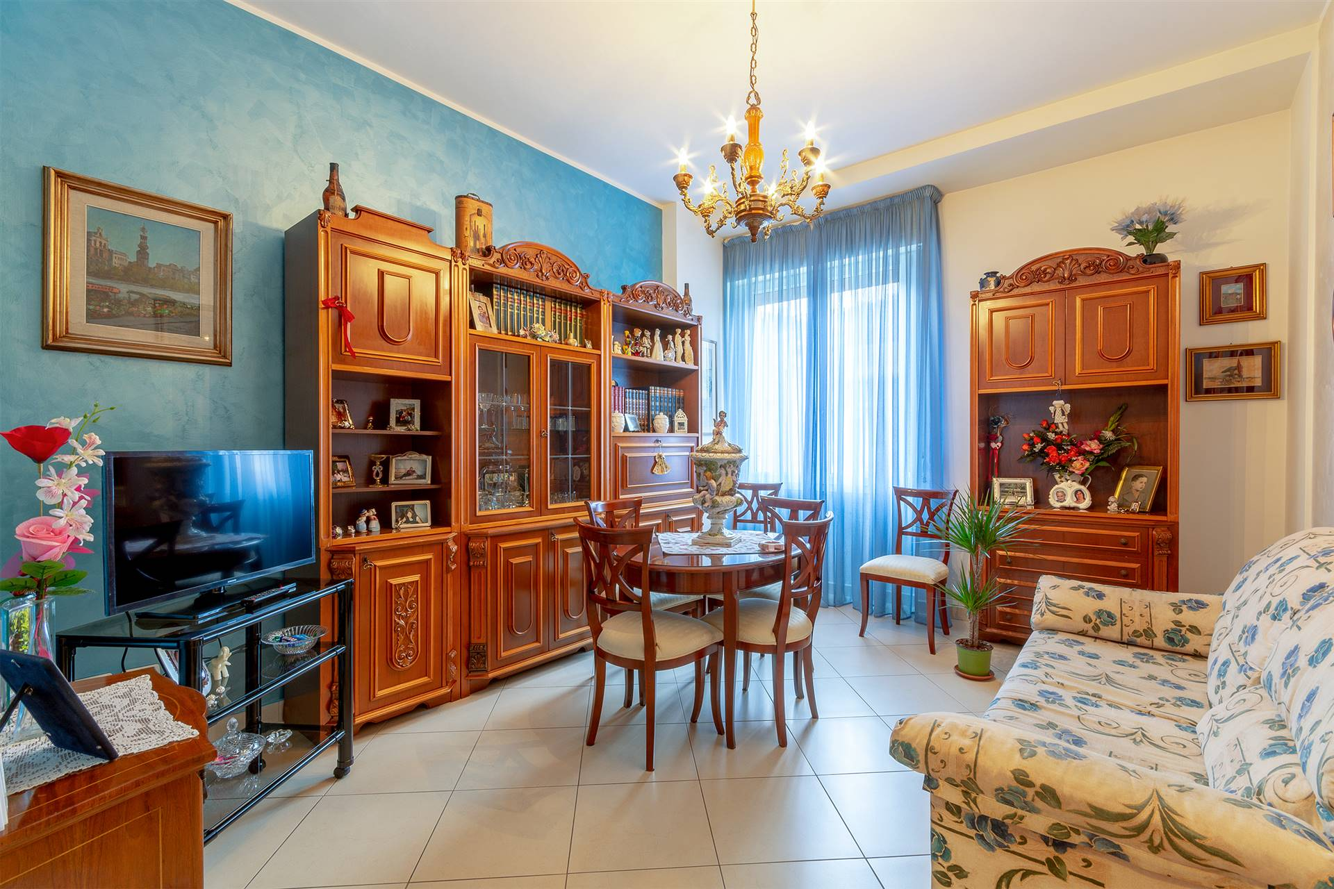 COVERCIANO, FIRENZE, Apartment for sale of 93 Sq. mt., Excellent Condition, Heating Individual heating system, Energetic class: G, placed at 2° on 3,
