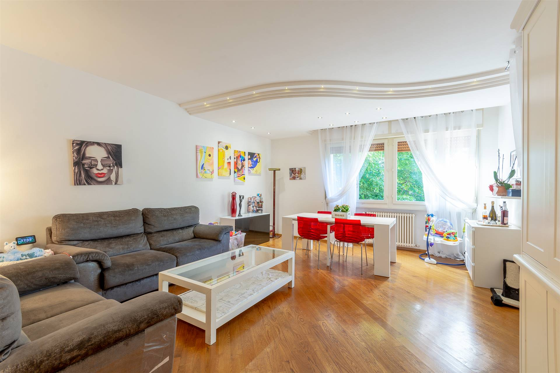 OLMO, SESTO FIORENTINO, Apartment for sale of 108 Sq. mt., Excellent Condition, Heating Individual heating system, Energetic class: G, placed at 1°