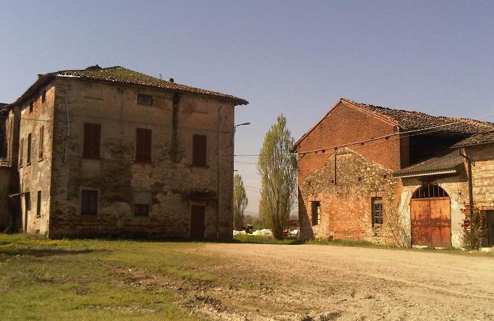Colonica in Mottaziana-loc. Giavarine, Mottaziana, Borgonovo Val Tidone