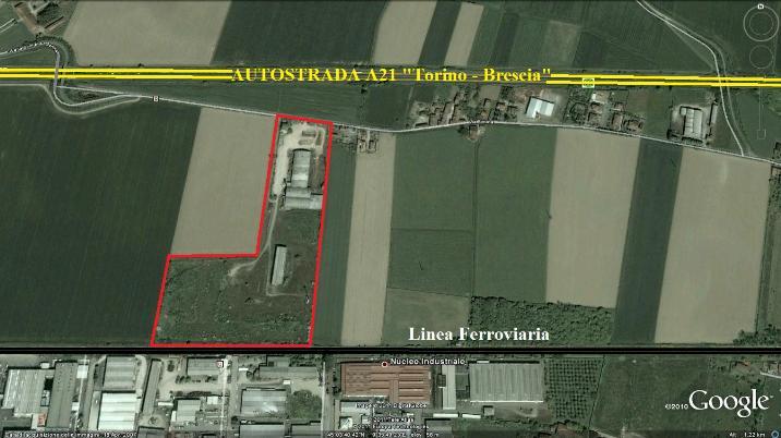 Terreno Edificabile Comm.le/Ind.le in vendita a Rottofreno, 9999 locali, zona Nicolò, Trattative riservate   PortaleAgenzieImmobiliari.it