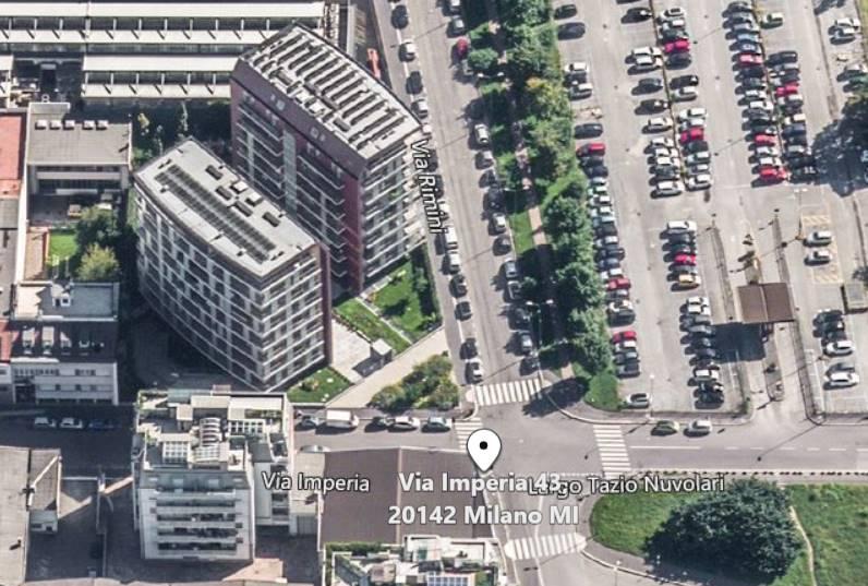 Garage / Posto auto in Via Imperia 43, P.ta Genova, Romolo, Solari, Milano