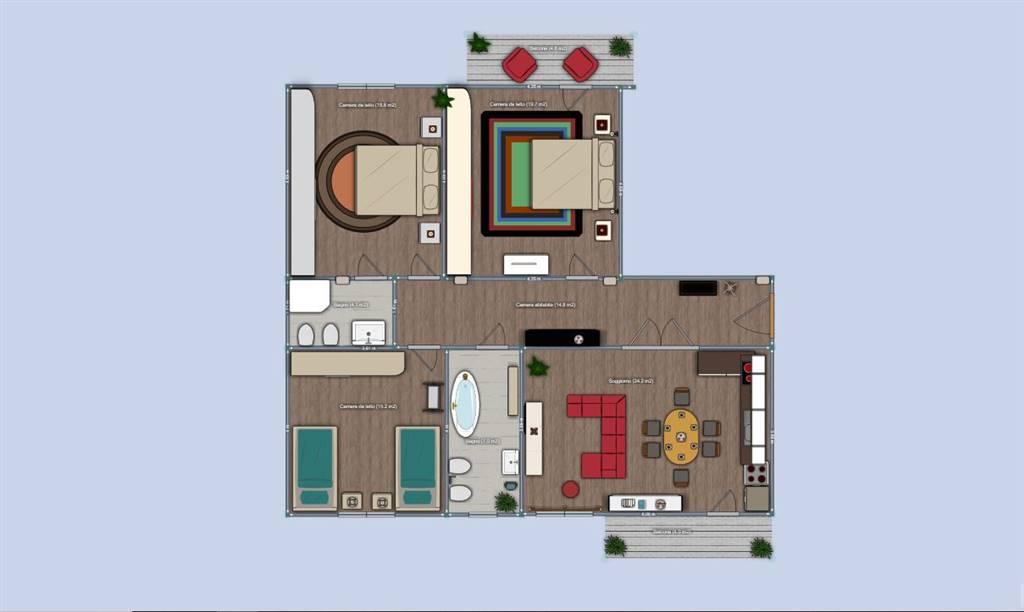 Appartamento, Piacenza, abitabile