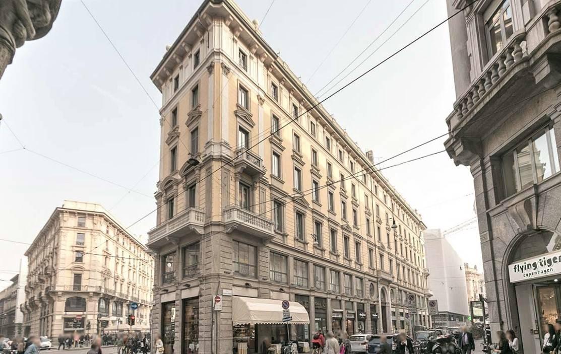 DUOMO, MILANO, Ufficio in affitto di 500 Mq, Ottime condizioni, Riscaldamento Centralizzato, Classe energetica: C, posto al piano 1°, composto da: 10