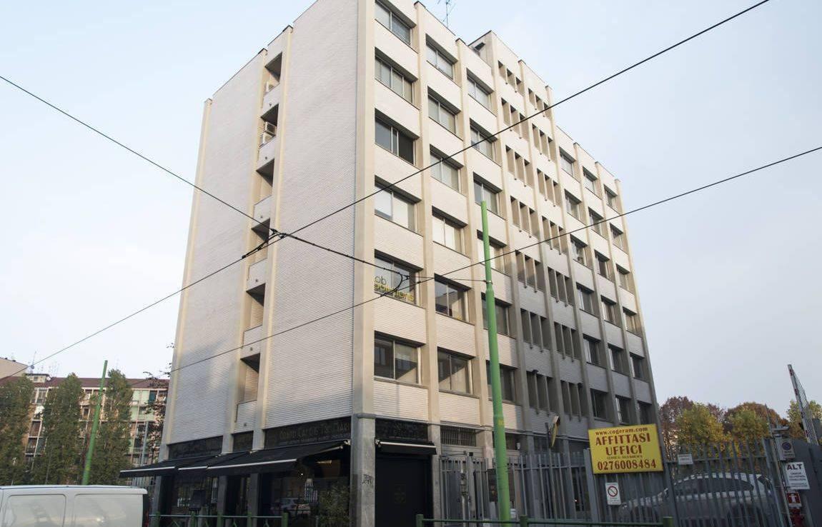 MACIACHINI, MILANO, Ufficio in affitto, Ristrutturato, Riscaldamento Centralizzato, Classe energetica: F, posto al piano 5°, composto da: 4 Vani, 2