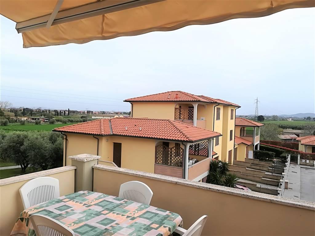 Appartamento in vendita a Campiglia Marittima, 3 locali, zona urina, prezzo € 174.000 | PortaleAgenzieImmobiliari.it
