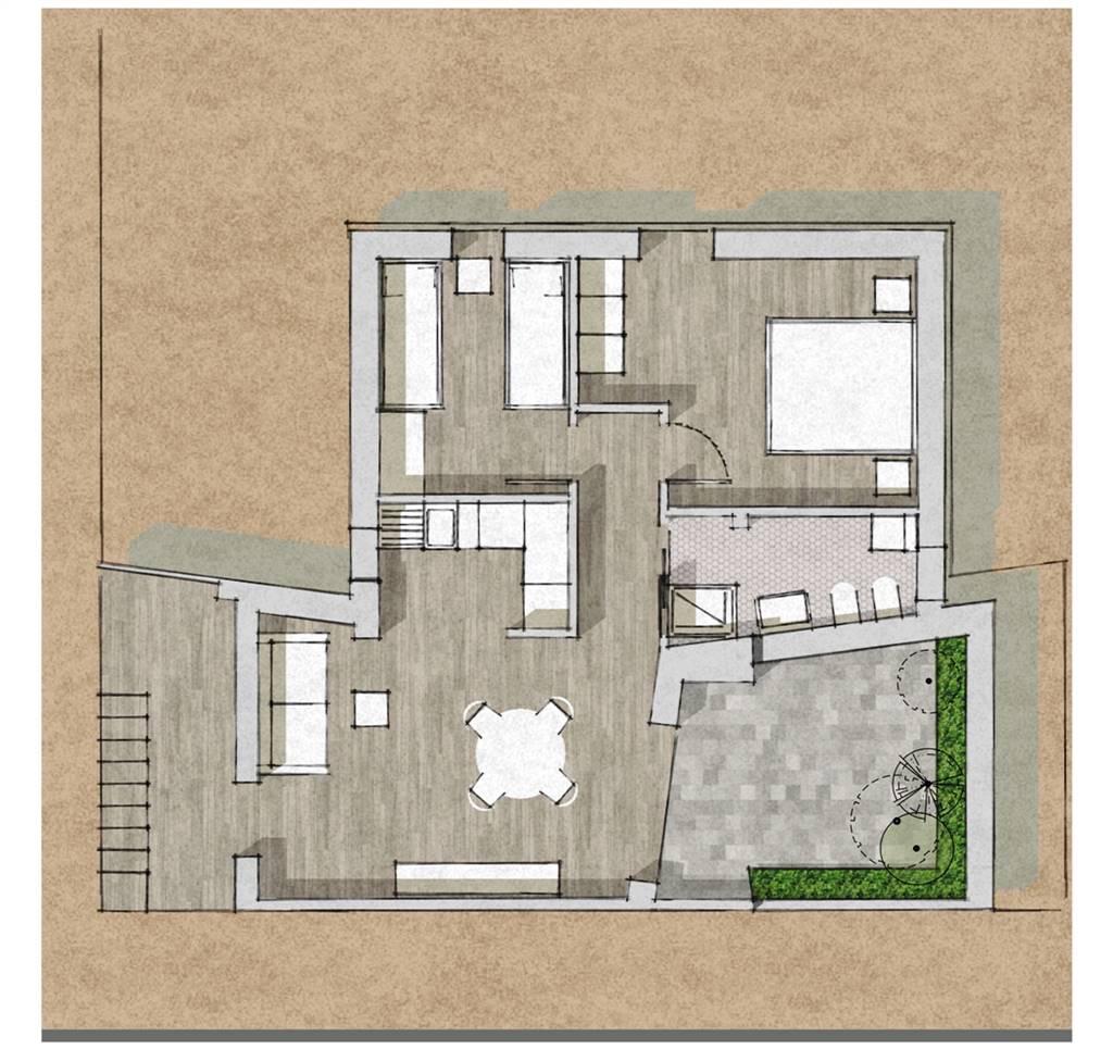 Appartamento in vendita a Policoro, 3 locali, zona Località: LIDO DI POLICORO, prezzo € 95.400 | CambioCasa.it