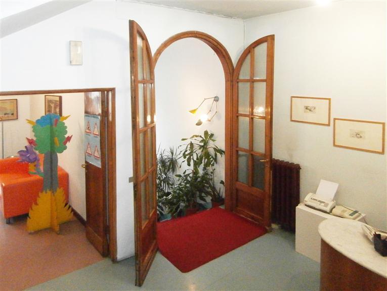 entrata e reception