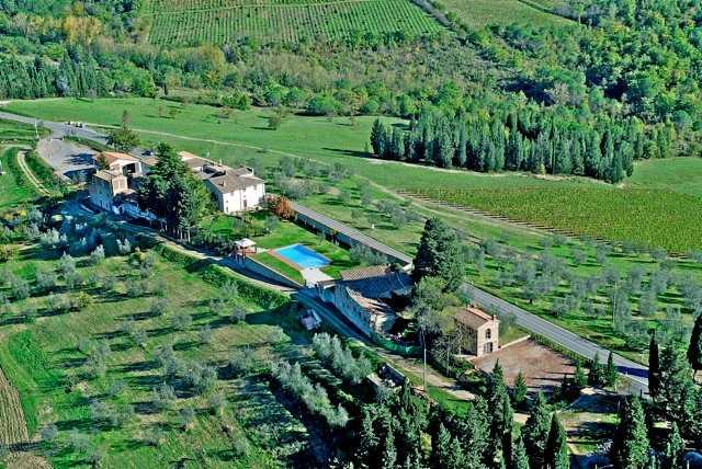 GREVE IN CHIANTI, STRADA IN CHIANTI, Agriturismo in vendita, Classe energetica: G, Piano: Terra su Terra, Mq: 62000, Prezzo: € 5.000.000