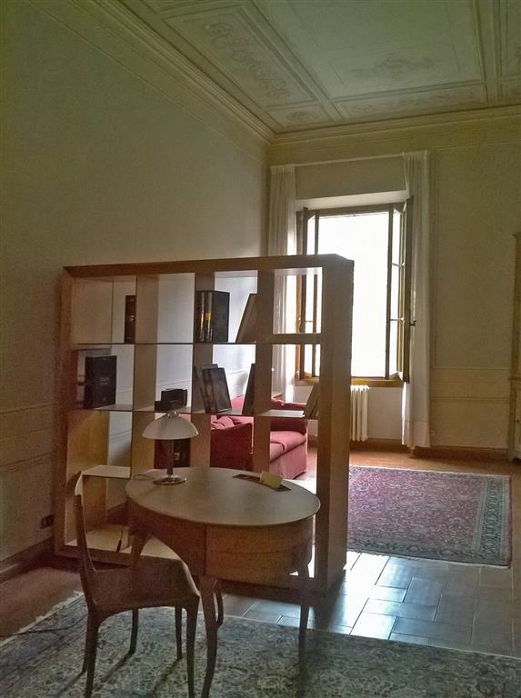 camera doppia con zona studio