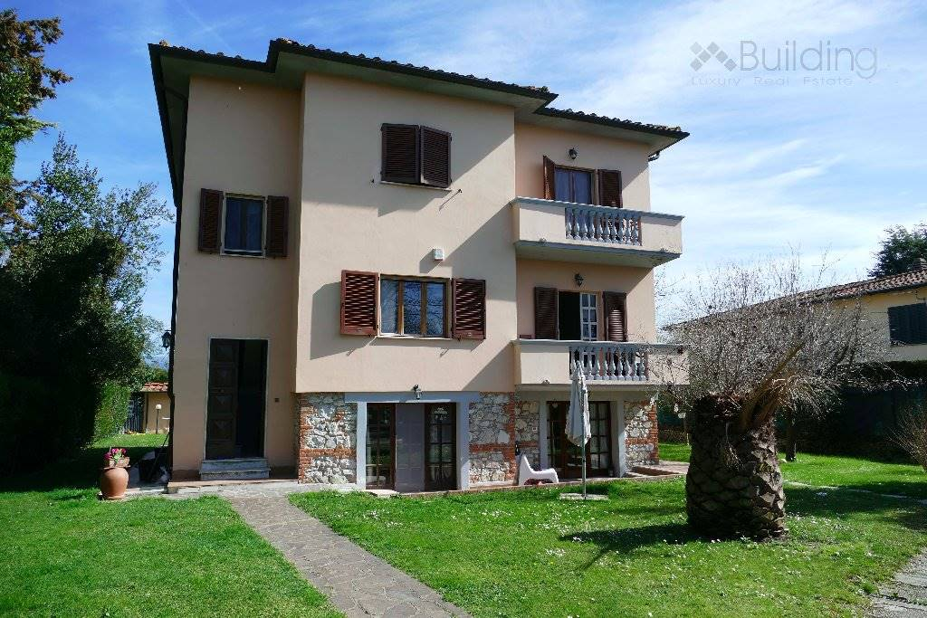 Villa, San Rossore, Pisa, abitabile