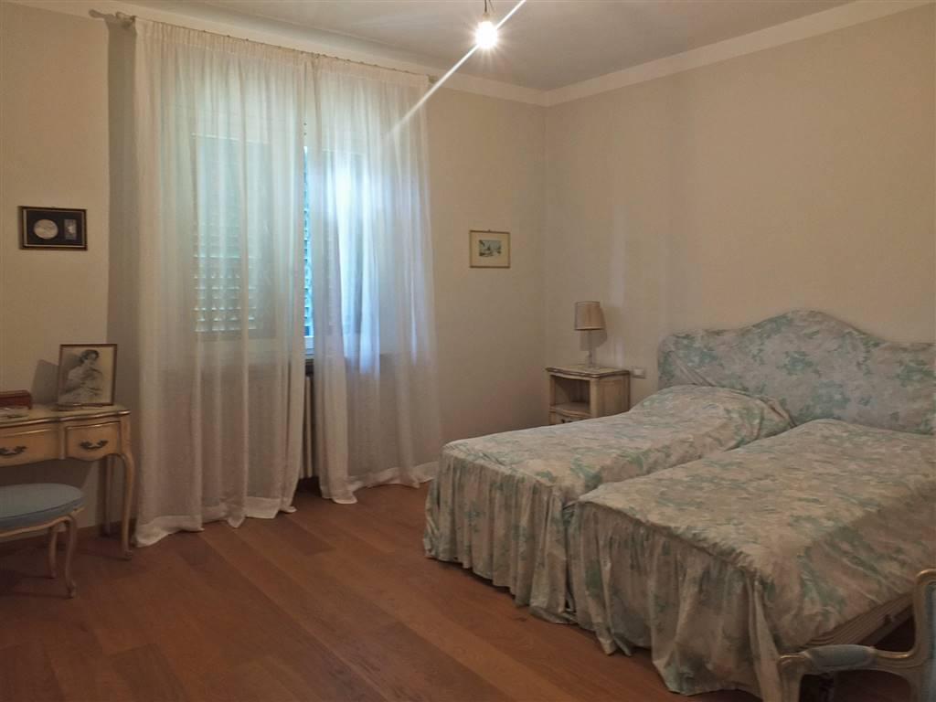 una delle camere del 2' appartamento