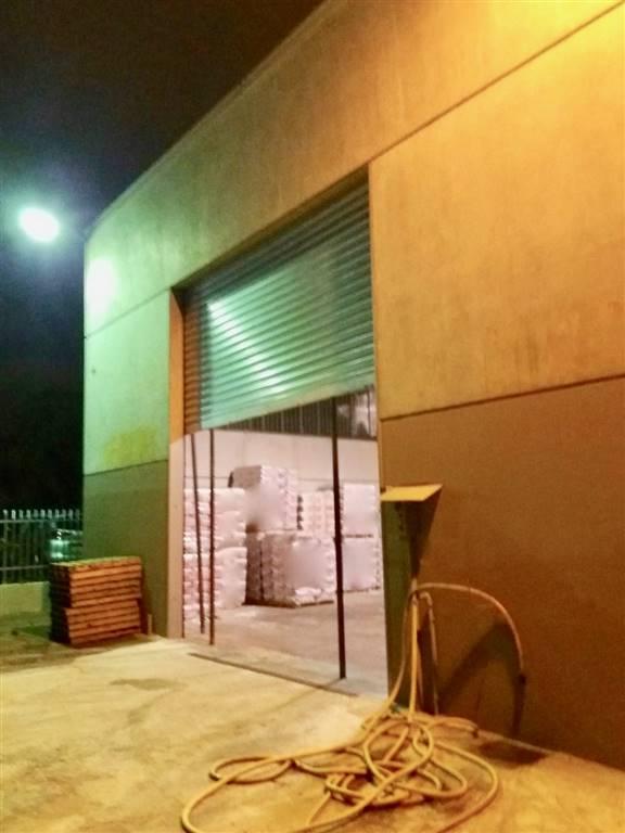 Capannone industriale, Peretola, Brozzi, Firenze