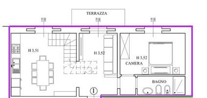 In Vendita a Firenze Quadrilocale