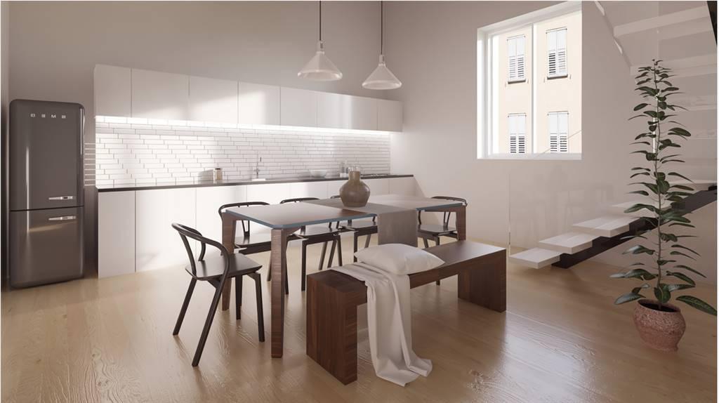 Appartamento in vendita a Firenze, 4 locali, zona Zona: 7 . Pisana, Soffiano, prezzo € 288.000 | CambioCasa.it