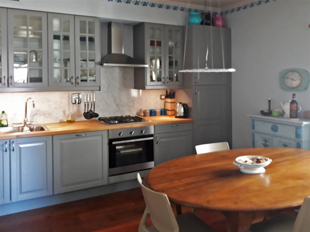cucina abitabile