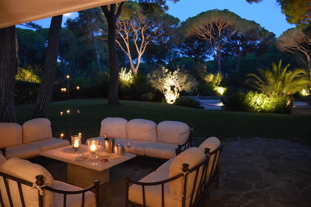 ROCCAMARE, CASTIGLIONE DELLA PESCAIA, Villa zur miete von 250 Qm, Renoviert, Heizung Unabhaengig, Energie-klasse: G, Epi: 160 kwh/m2 jahr, am boden