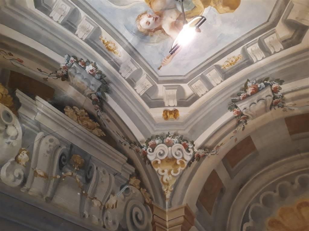 particolari affreschi