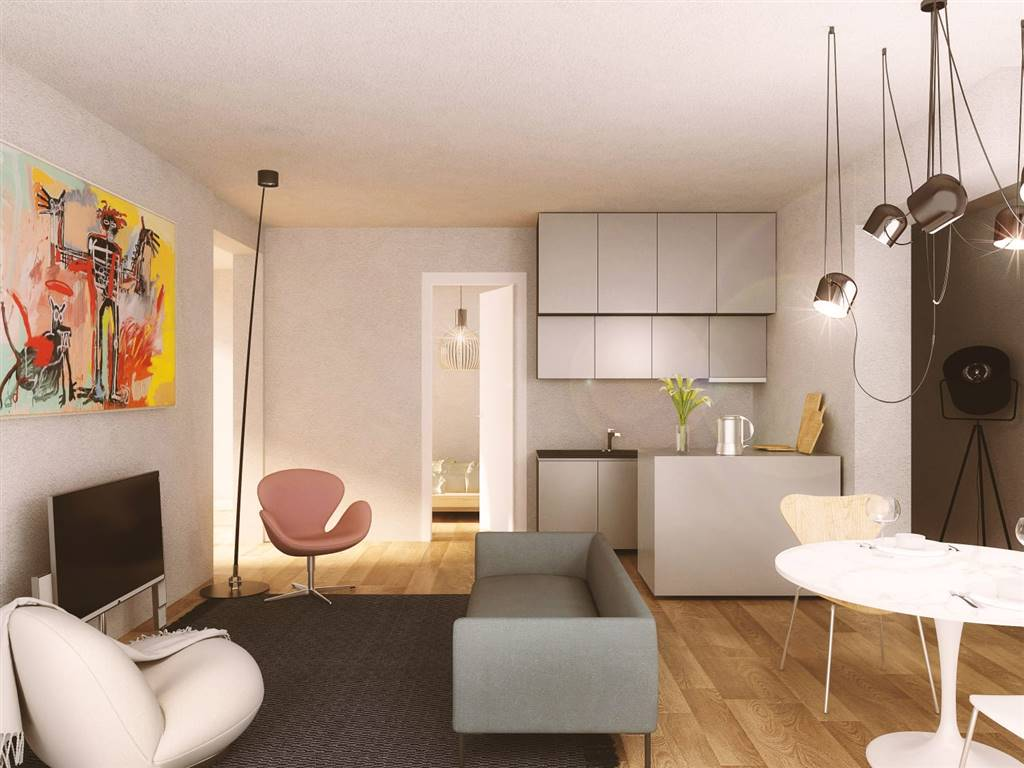 LIBERTÀ, FIRENZE, Apartment for sale of 53 Sq. mt., Restored, Heating Centralized, Energetic class: G, placed at 2° on 5, composed by: 2 Rooms,