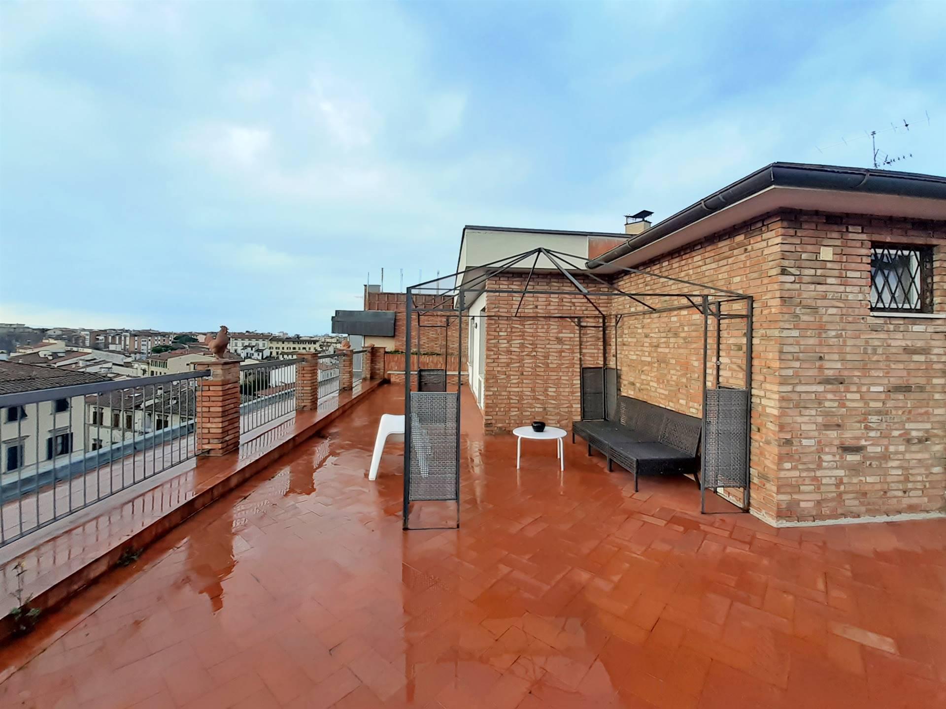 suggestiva terrazza panoramica