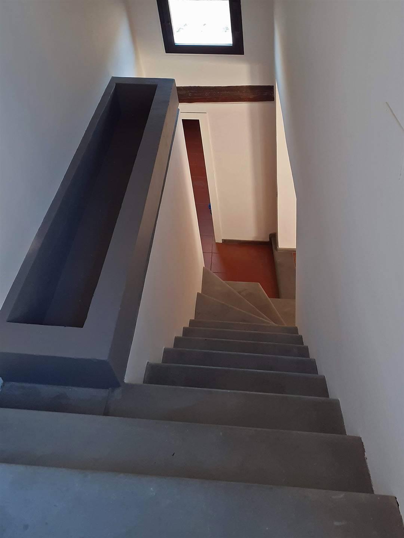 scale per accesso al terrazzo