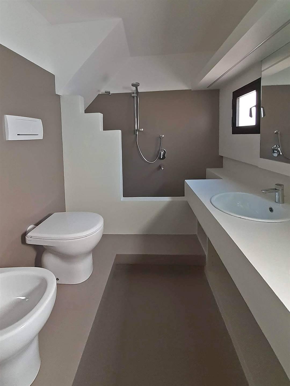 bagno privato con vasca camera 2