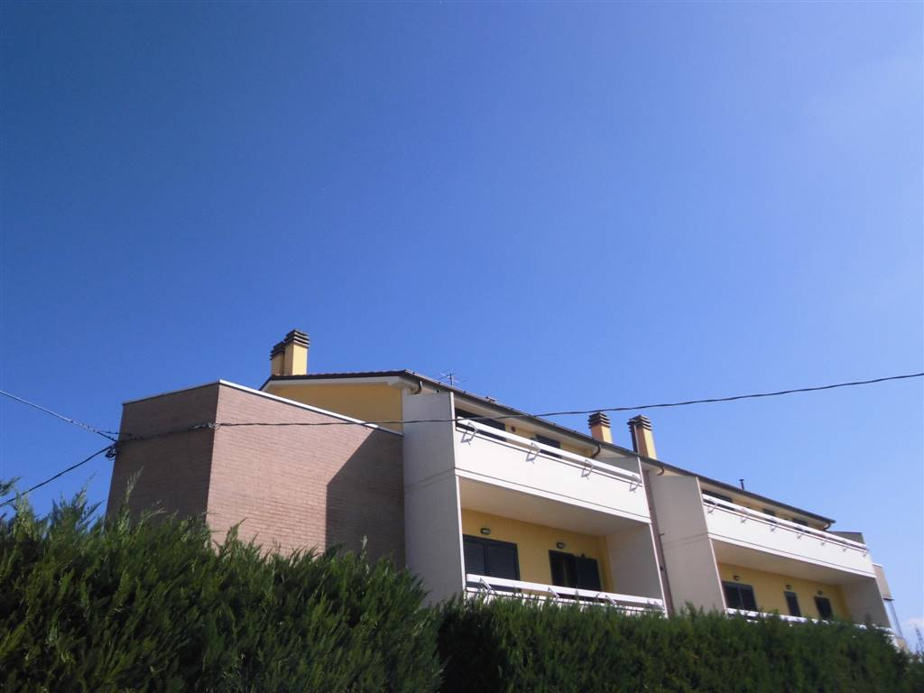 Appartamento in vendita a Monte San Vito, 3 locali, zona Zona: Borghetto, prezzo € 93.000 | CambioCasa.it