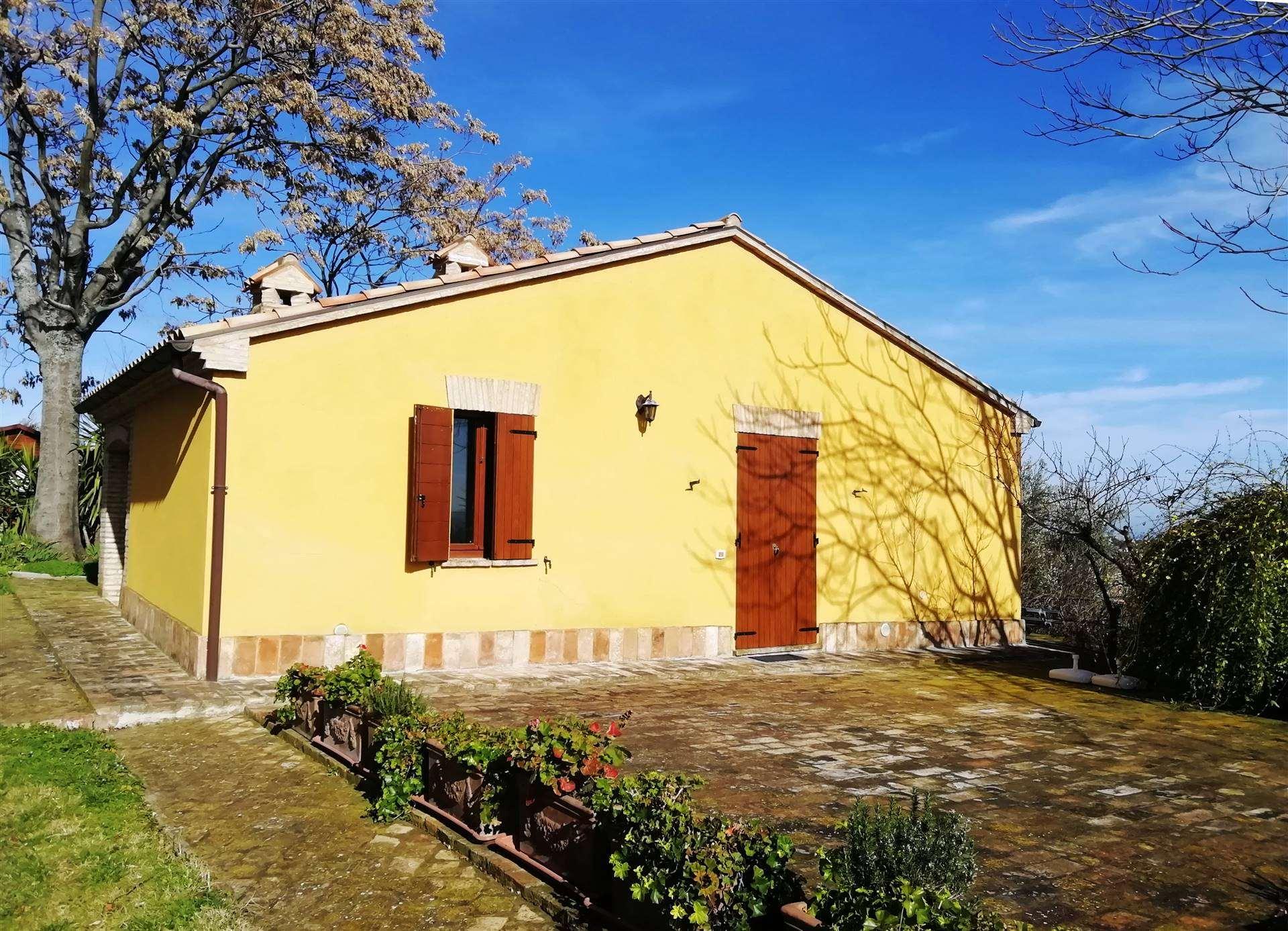Soluzione Indipendente in affitto a Chiaravalle, 2 locali, prezzo € 430   CambioCasa.it