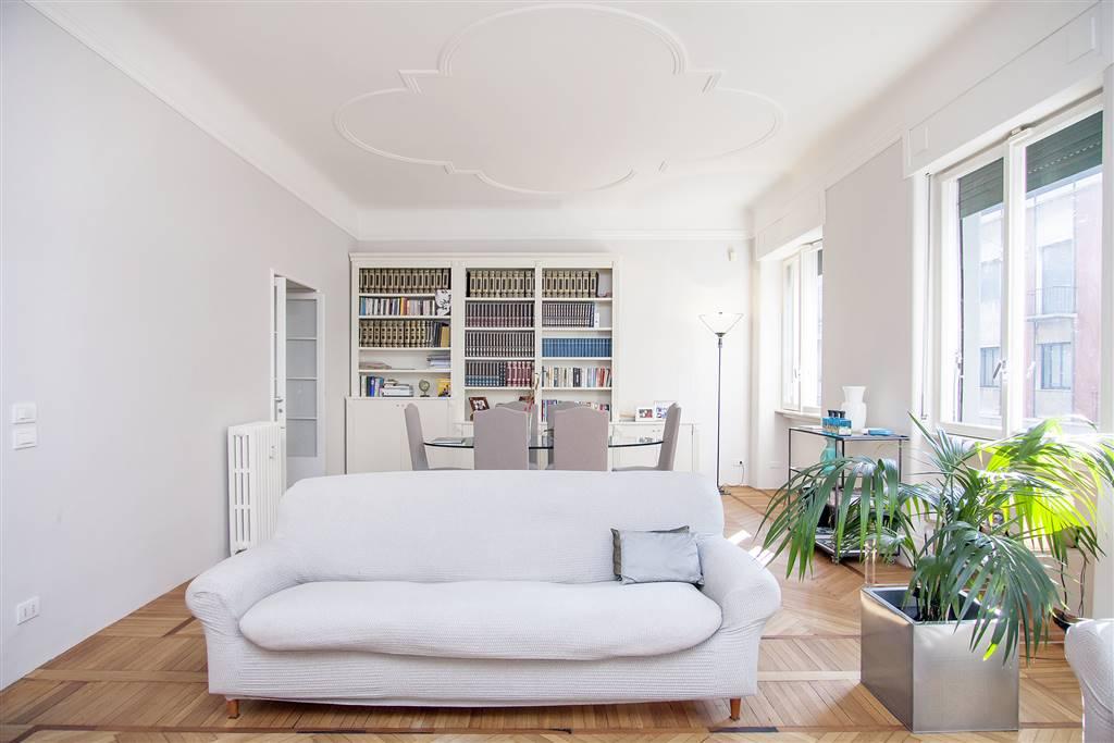 Appartamento in vendita a Milano, 8 locali, zona Località: PORTA VENEZIA, prezzo € 1.470.000 | CambioCasa.it