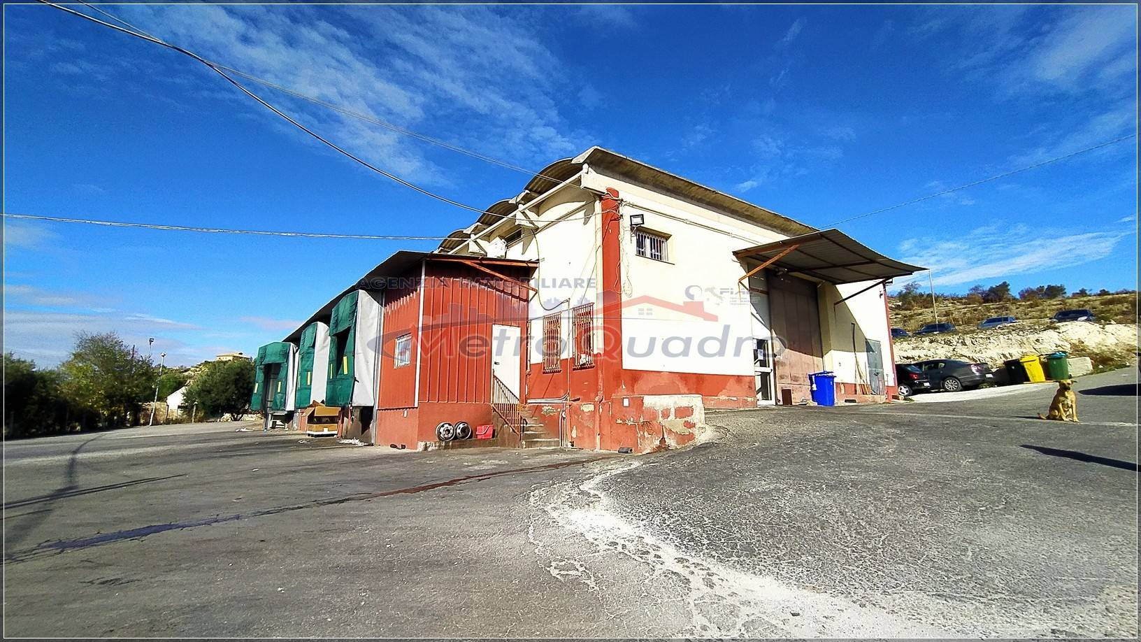 capannone Affitto Canicatti'