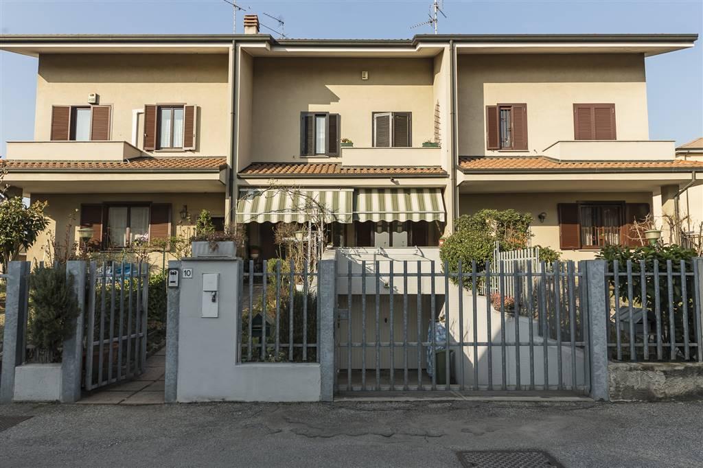 Villa a schiera a BRUGHERIO