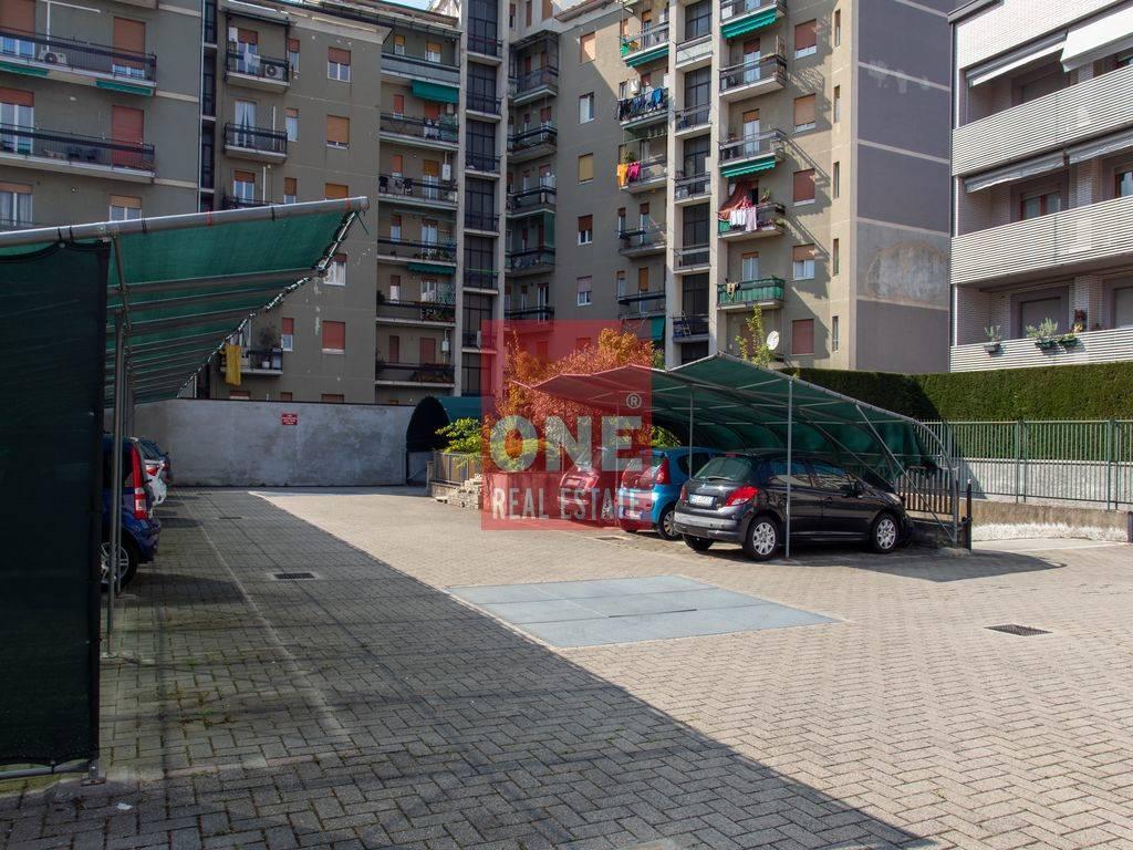 Garage / posto auto in vendita a Monza zona Libertà (Monza ...