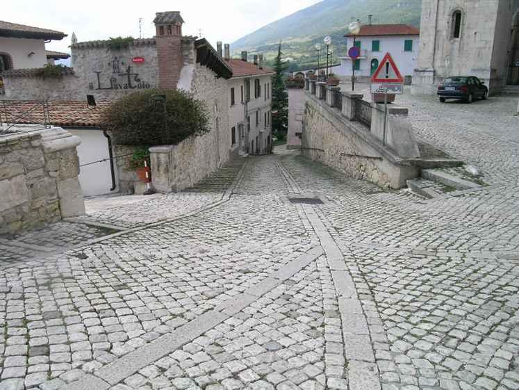 Bilocale, Castel Di Sangro, abitabile