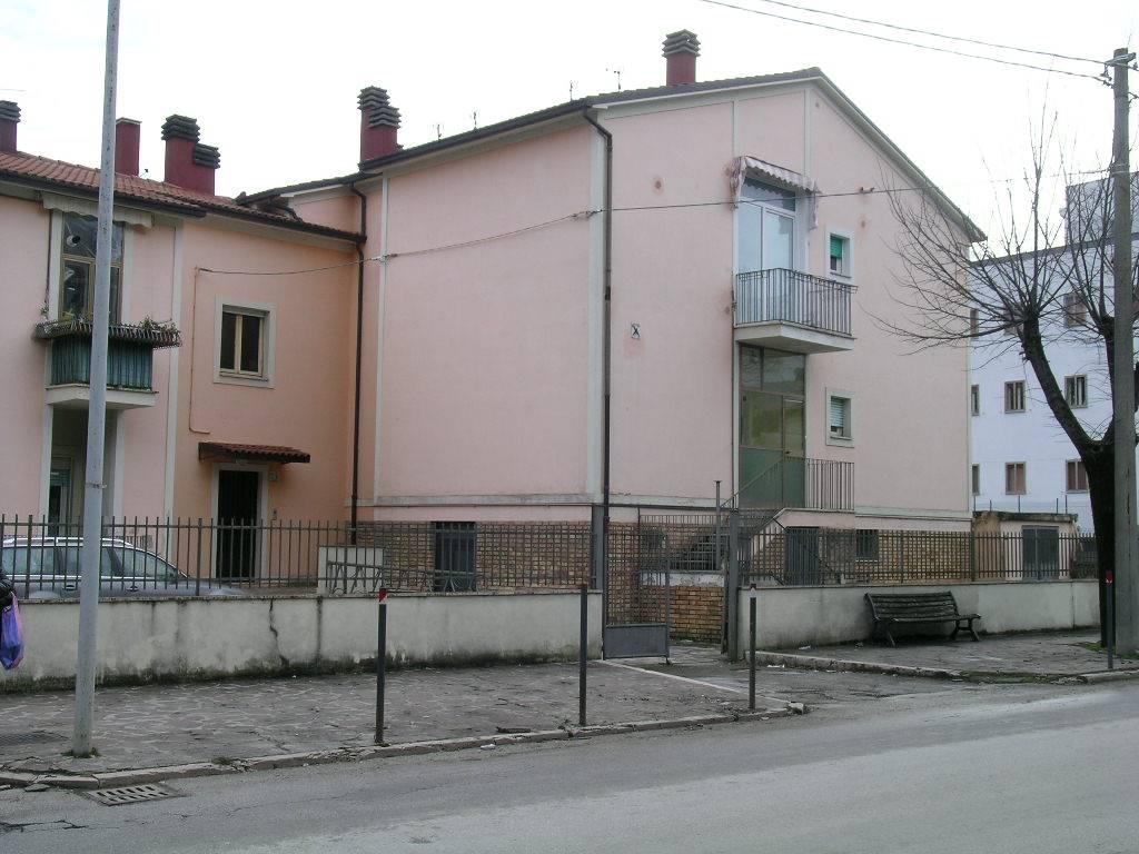 Quadrilocale in Via Sangro, Castel Di Sangro