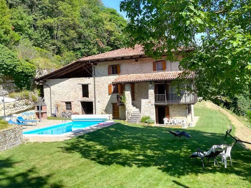 Rustico / Casale in vendita a Bossolasco, 9 locali, prezzo € 485.000   PortaleAgenzieImmobiliari.it